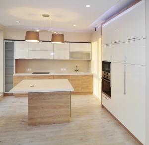Кухня по индвидуальному проекту